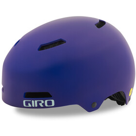 Giro Dime FS Helm Kinder matte purple